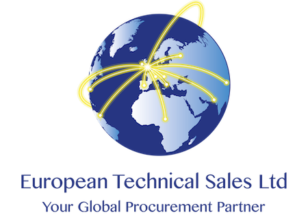 EUROPEAN TECHNICAL SALES LTD - YOUR GLOBAL PROCURMENT PARTNER